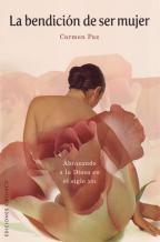 #Libro bendicion de ser mujer- la de paz- carmen