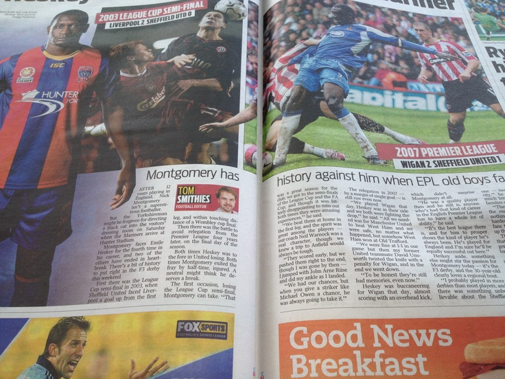 16 pages on sport and not one on women. Dark ages!