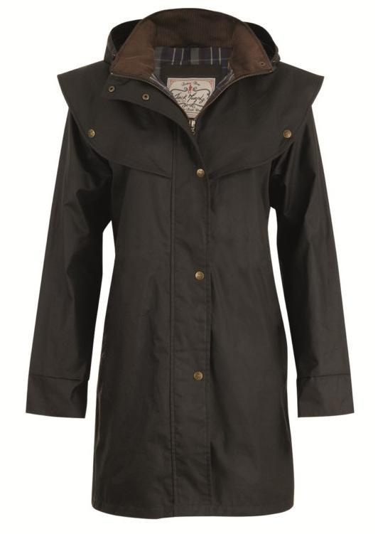 Jack Murphy Cork Ladies Wax Jacket - JAC412 - Trekwear £79.95