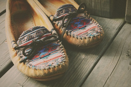 moccasins and cowboy boots are my favourite