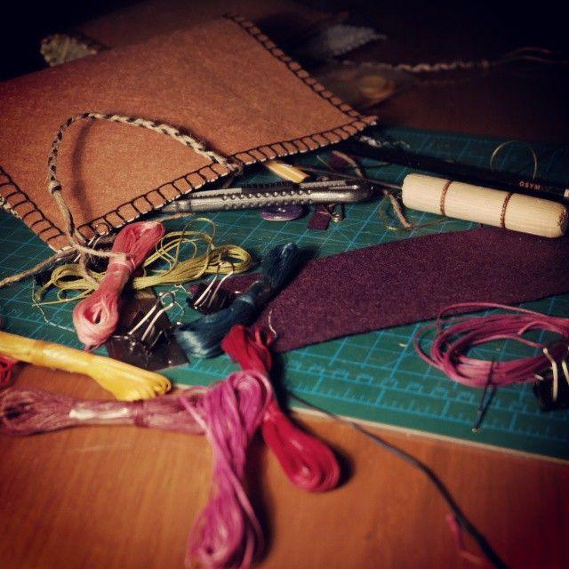 #de7tasarim #handmade renkli ipler, malzemeler de7tasarim's photo on Instagram