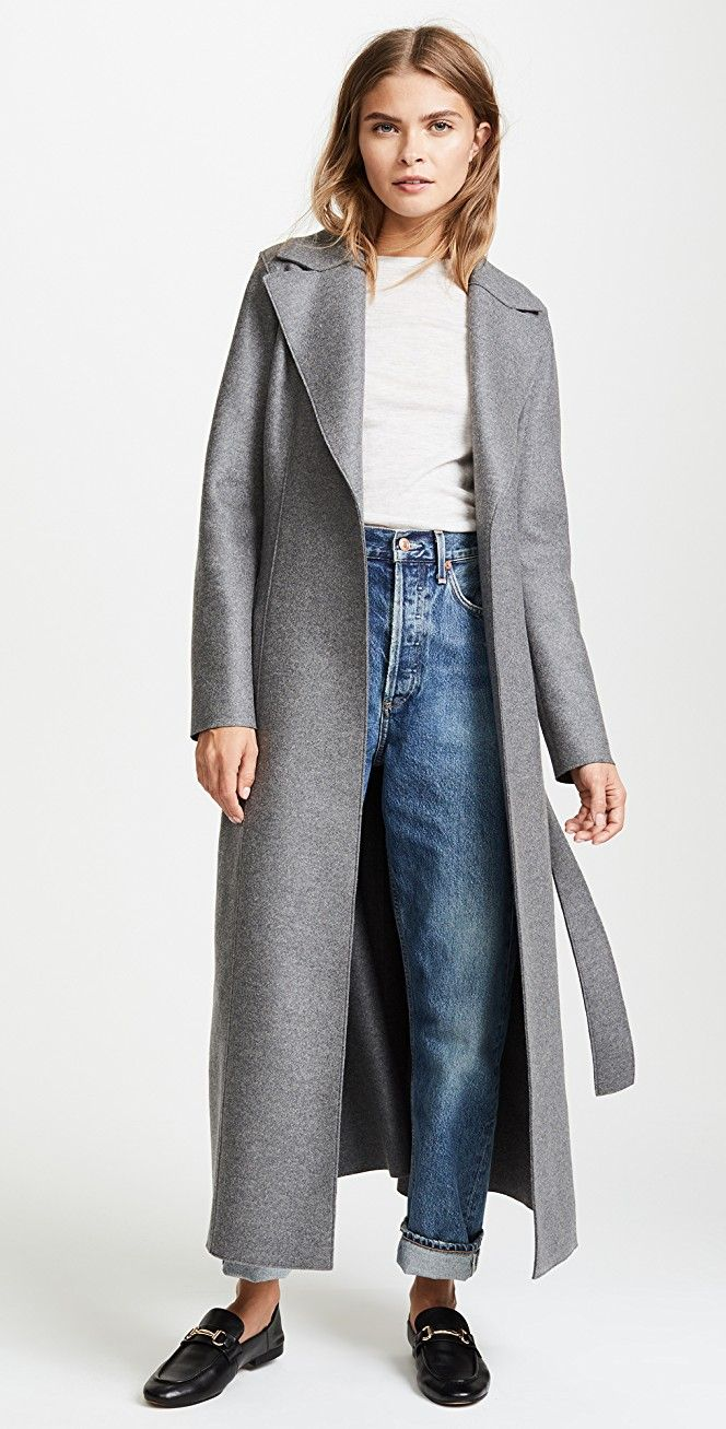 Harris Wharf London Long Duster Coat   SHOPBOP SAVE UP TO 25% Use Code: EOTS17