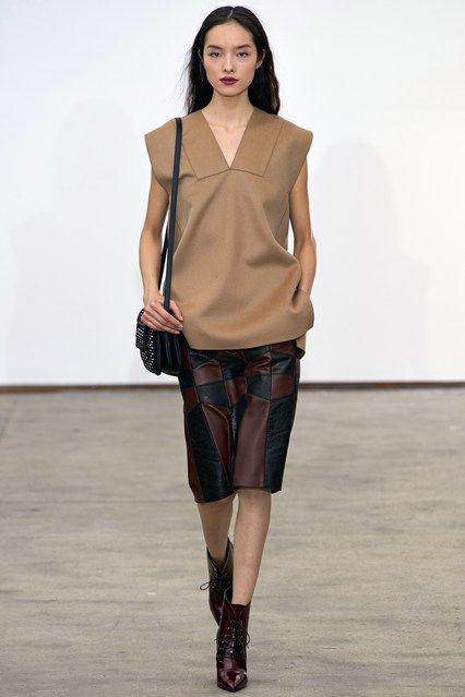 Derek Lam - www.vogue.co.uk/fashion/autumn-winter-2013/ready-to-wear/derek-lam/full-length-photos/gallery/922361