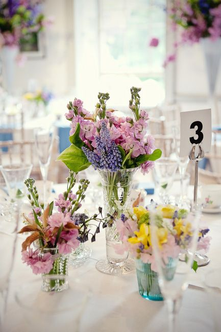 wildflowers: Floral Centerpieces, Spring Flowers, Wedding Centrepieces, Flowers Arrangements, Spring Wedding Centerpieces, Spring Wedding Flowers, Beautiful Flowers, Wedding Photos, Bridal Shower