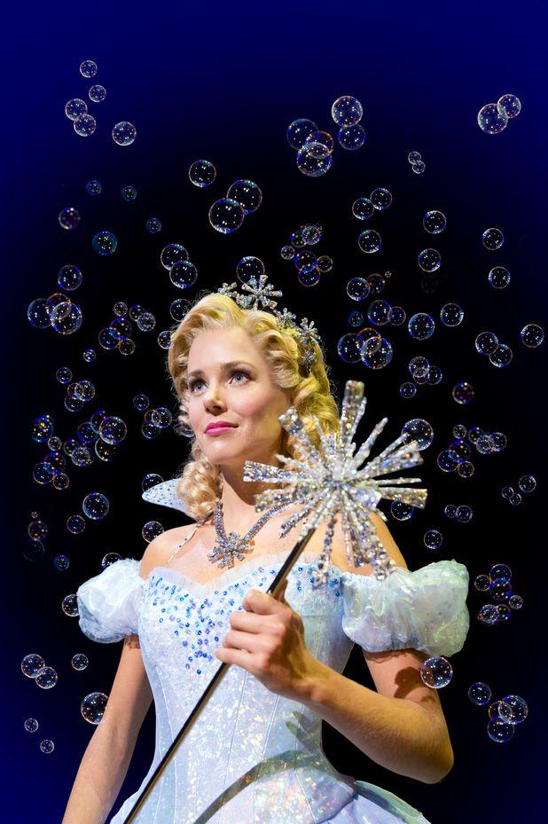 Emily Tierney as Glinda