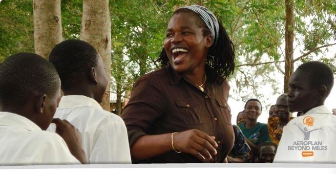 Ida Mukuka (Photo by Margaret Wright)