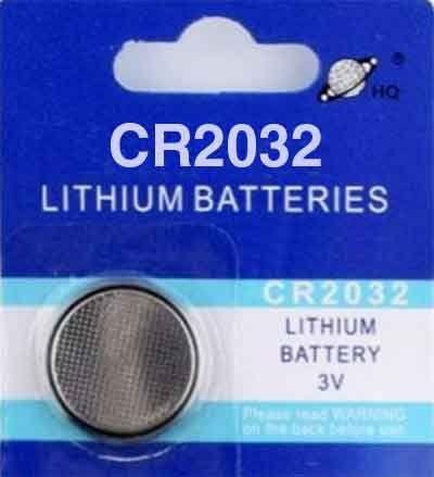 CR2032 Coin Battery