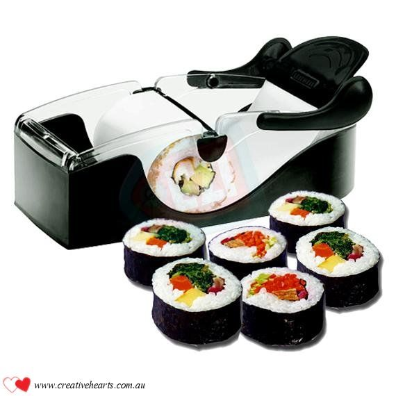 #Sushi roll maker easy kit to help you make #perfect sushi rolls. Ideal #gift for someone who has everything. Gift for him, Gift for her. $15.00