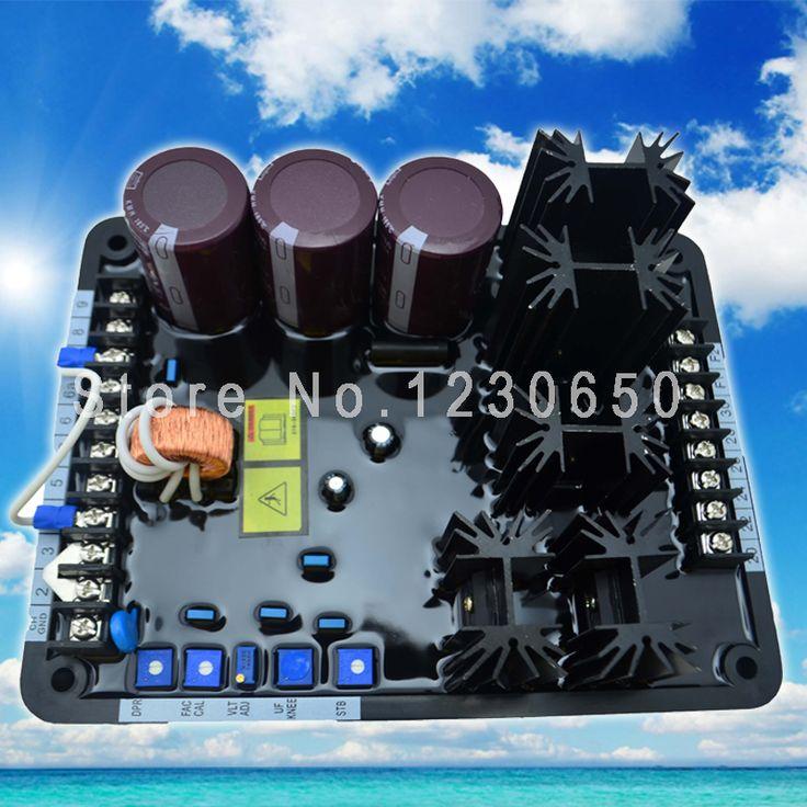 Gnenrator AVR Mecc Alte VR6