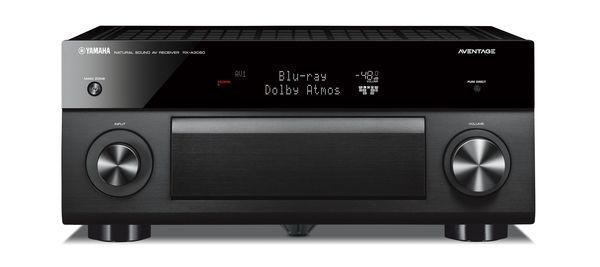 Yamaha #RX-A3060 Network AV Receiver
