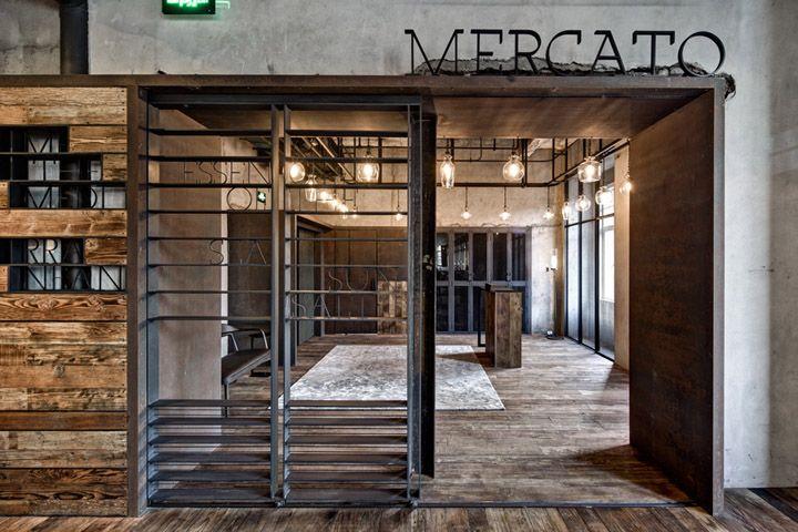 Mercato restaurant by Neri, Shanghai hotels and restaurants