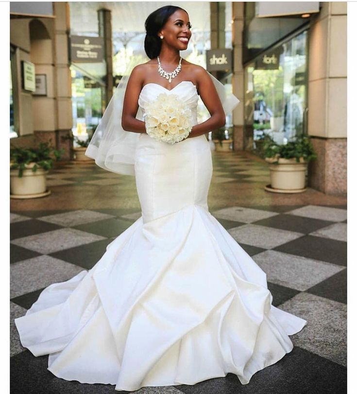 Wedding Gowns for Black Women – fashion dresses