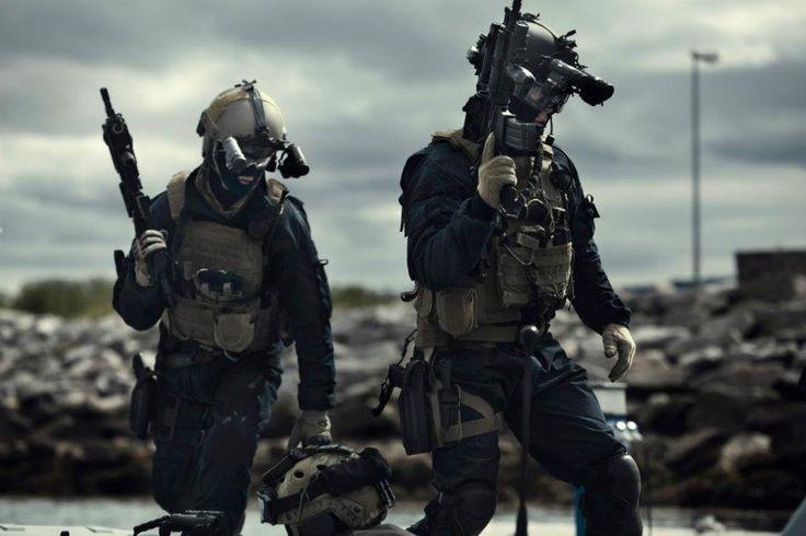 14 cascos y máscaras de fuerzas especiales de todo el mundo