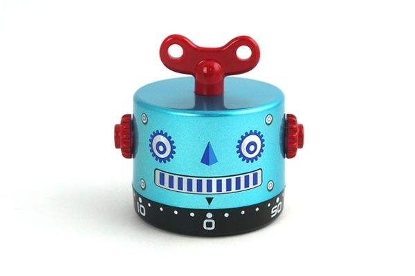 Robot Timer -  oh the desire :DRobots Timer, Robots Cake, Friends Robots, Kitchens Timer, Havethi Robots, Have Thy Robots, Products, Fun Robots, Eggs Timer