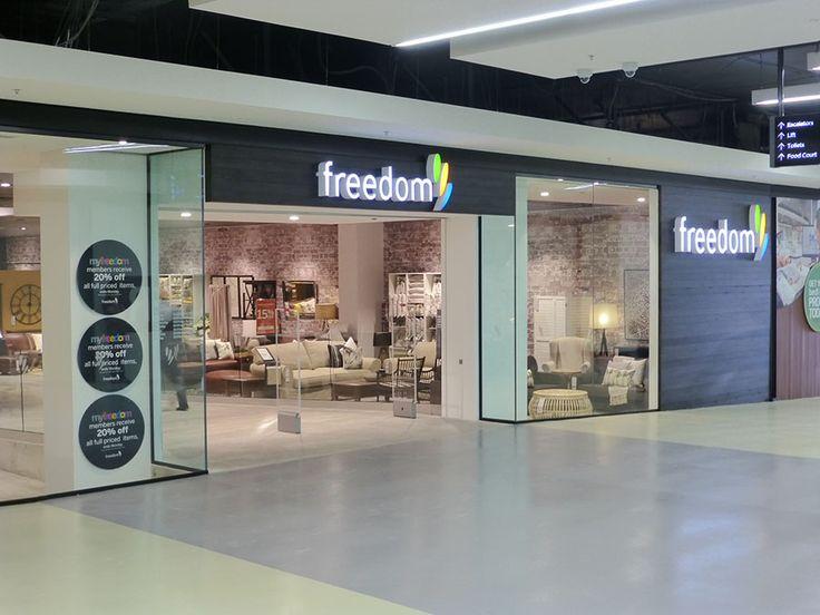 Freedom Store DFO, Homebush NSW