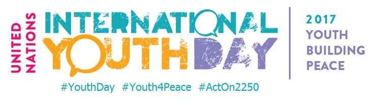 """#Sintra associa-se hoje às comemorações do #DiaInternacionaldaJuventude, este ano subordinado ao tema """"Jovens Construindo a Paz"""", com a construção de uma grande escultura humana com o símbolo da #paz. No areal da #PraiaGrande, em frente à biblioteca de praia, pelas 15 horas. Os jovens merecem! :) #Youth4Peace http://www.cm-sintra.pt/camara-municipal-de-sintra-associa-se-as-comemoracoes-do-dia-internacional-da-juventude"""