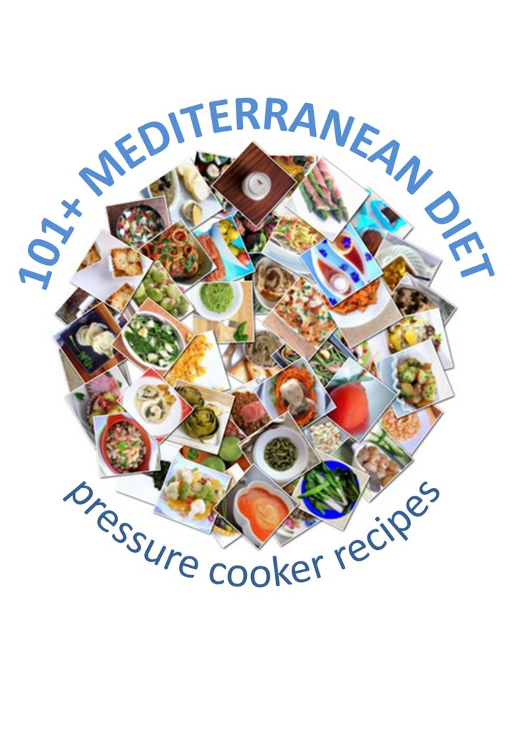 Mediterranean Pressure Cooker Recipes