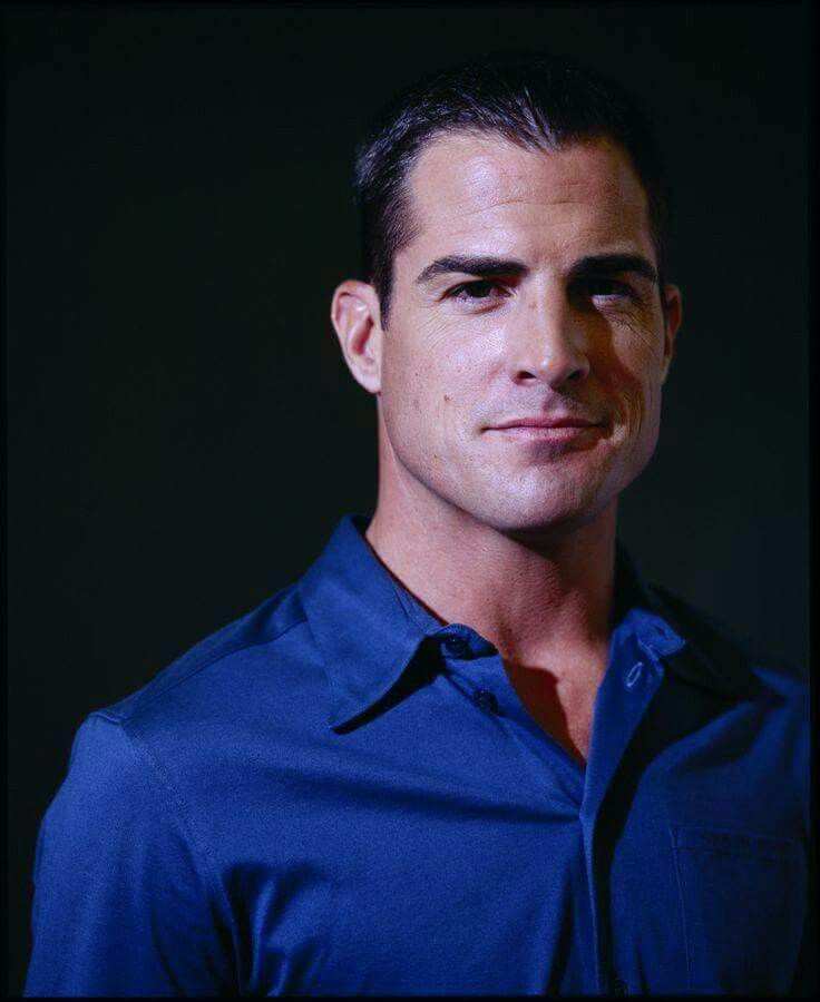 George eads in men's fitness