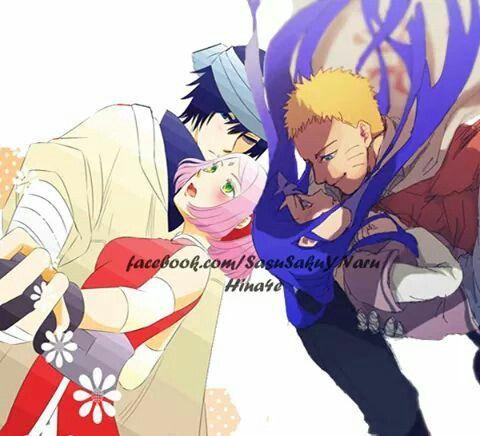 Sasusaku and Naruhina #Naruto