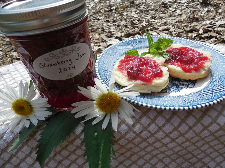 Do you want fresh strawberry taste in a jar? For this recipe, you don't need any special equipment. Canning is optional. I used the recipe from the Ball Complete Book of Home Preserving. I scaled d...