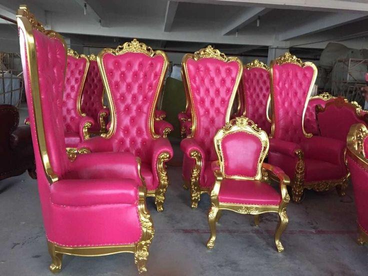 Danxueya-arabic Pink Nail Salon Reception Chair-india Beauty Salon ...