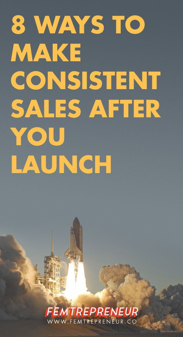 You've spent all your time + effort launching The Next Big Thing, but after an initial sales peak, things start to die off... What can you do to bring those sales back up again, and to secure a more consistent income? Click through to find out!