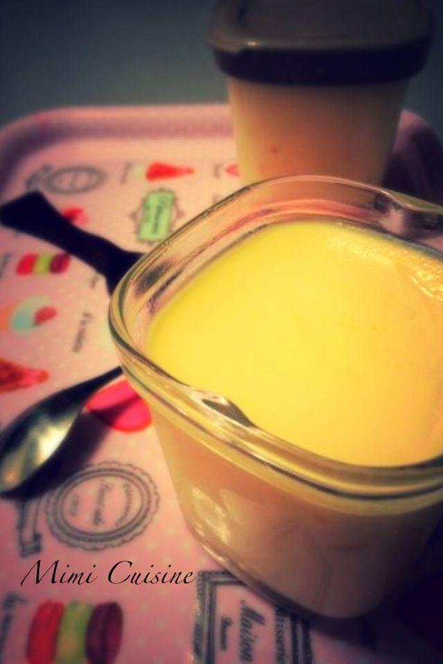 Crèmes à la noix de Coco by Multi-Délices - Mimi Cuisine