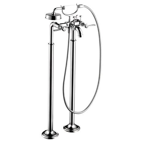 Axor Montreux Freestanding 2-Handle Tub Filler w/Lever Handles - for master bath