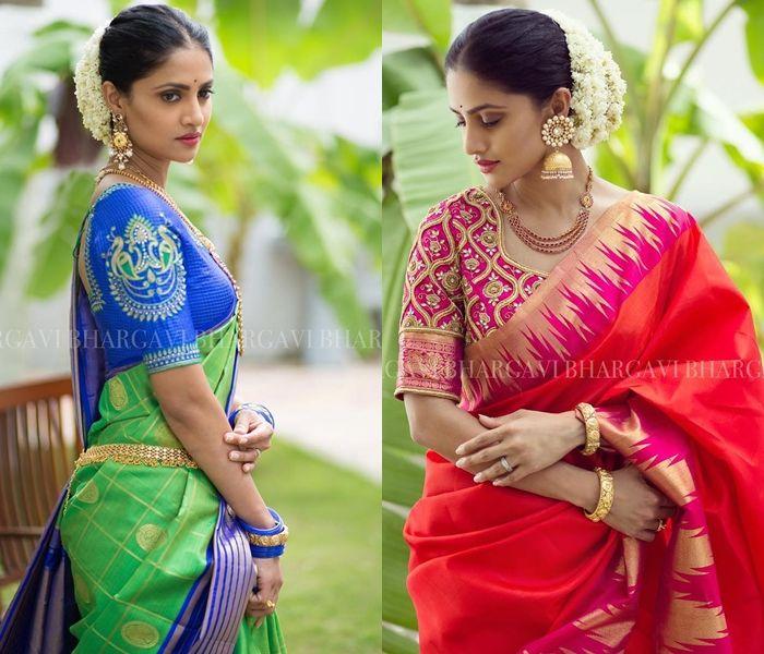 https://keepmestylish.com/2017/09/how-to-wear-silk-sarees-beautifully/