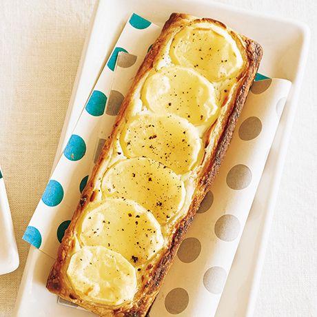 ポテトとクリームチーズのパイ | 柳瀬久美子さんの料理レシピ | プロの簡単料理レシピはレタスクラブネット
