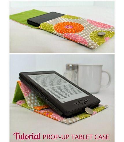 Tutorial: Prop-Up Tablet Case