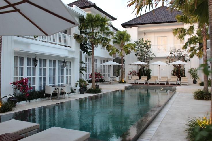 The Colony Hotel- Bali, Seminyak.