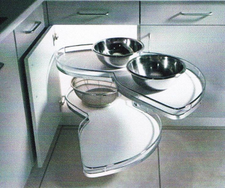 Kitchen Corner Cabinet Solutions: Kitchen Corner Cabinet Solutions