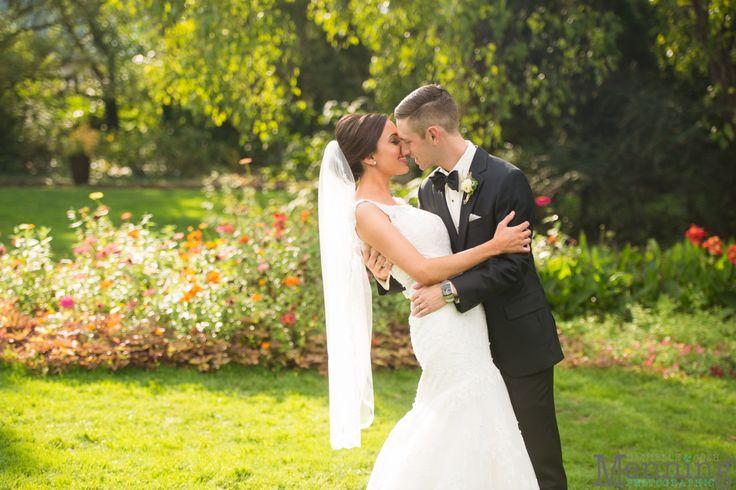 Rose Garden Mill Creek Park Wedding Photos