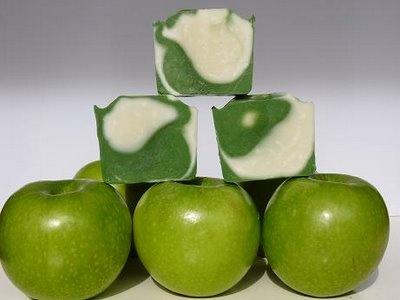 jabon de manzana