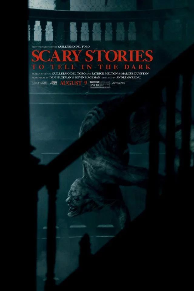 Scary Stories to Tell in the Dark (2019) Movie