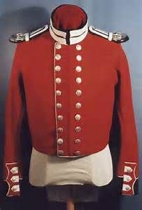 18th Century British Marine Uniform Between 1776 and the nineteenth century, the standard military uniforms in America followed the European uniform style.