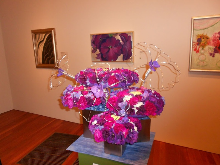 Beautiful @Bouquets to Art (SF)