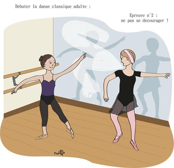 Débuter la danse classique adulte