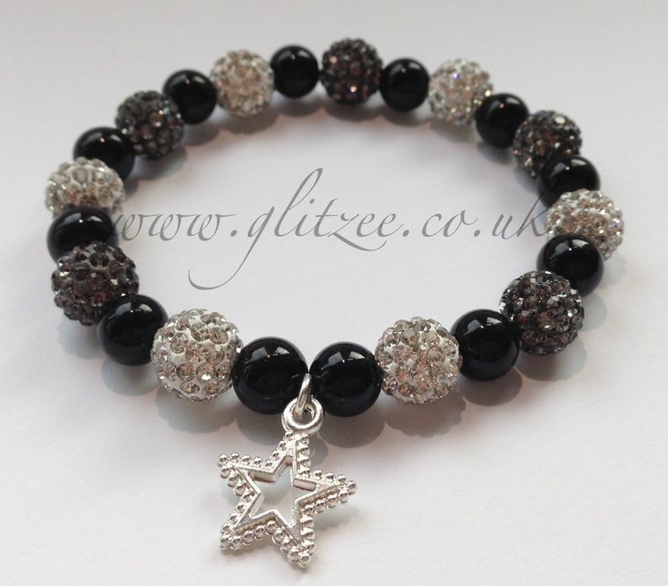 The star bracelet from www.glitzee.co.uk