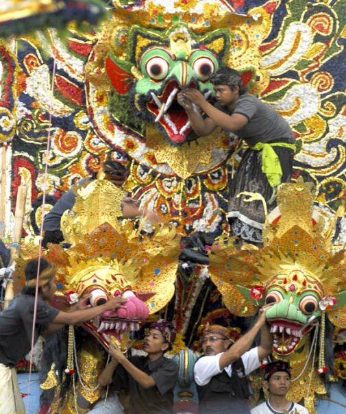 Ngaben, Bali Indonesia