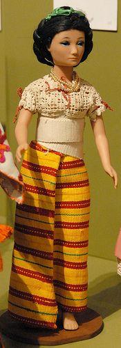 Coacotla Nahua Doll Mexico | por Teyacapan