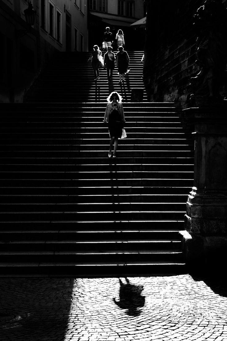 Long legs. Prague, 2016. Original, limited edition, signed, fine art prints on Hahnemühle high quality paper. #streetphotography #blackandwhite #photography #monochrome #prague #fineart #print
