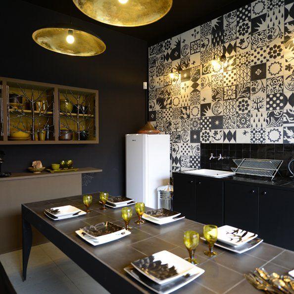 carrelage patchwork emery bathroom pinterest interieur et patchwork. Black Bedroom Furniture Sets. Home Design Ideas