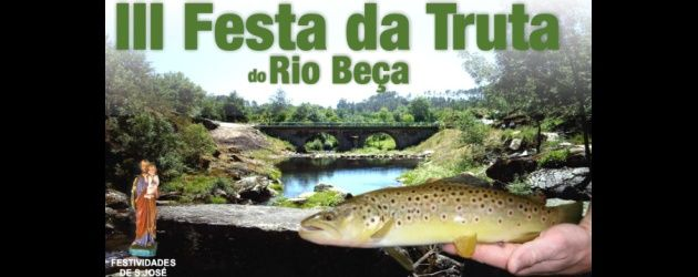 III Festa da Truta do Rio Beça – 2016