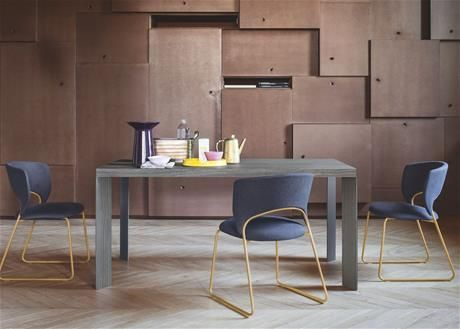 323 best calligaris images on pinterest dining room for Table salle a manger jc perreault