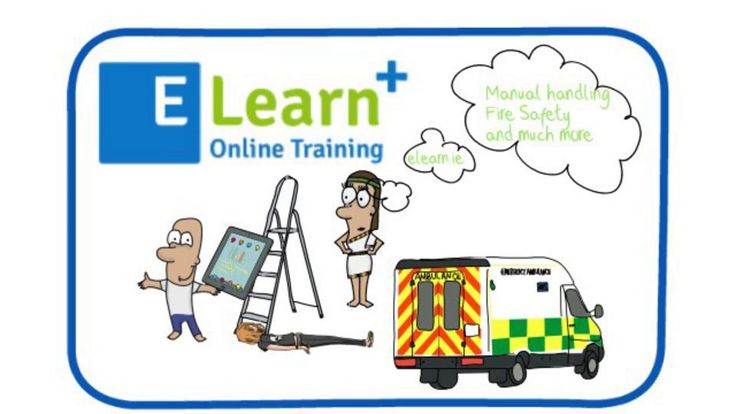ELearn.ie is Online Safety Training. Want to save time and money for your business? Then chose ELearn Online Safety Training!    Public Courses available include:  *Occupational First Aid*Fire Safety*Manual Handling Awareness*Paediatric First Aid*Workplace Safety*Child Safety for Au Pairs*Employer's Legal Requirements* In addition, we can tailor courses to suit your needs!