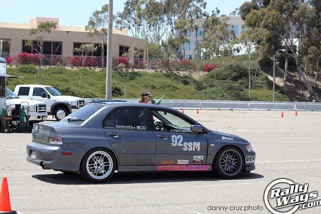 Mitsubishi Evo Auto X