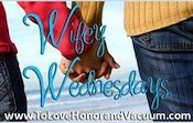 Wifey Wednesday...this article is great and there are links to many more wonderful articles!
