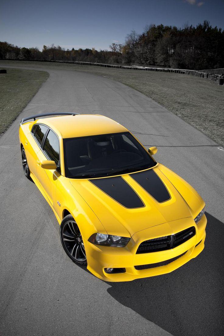 2012 Charger SRT8 Super Bee Dodge